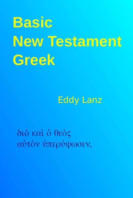 Basic NT Greek